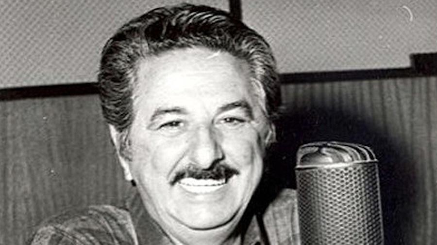 Fiori Gigliotti, um dos maiores locutores esportivos de todos os tempos - Acervo/Que Fim Levou?