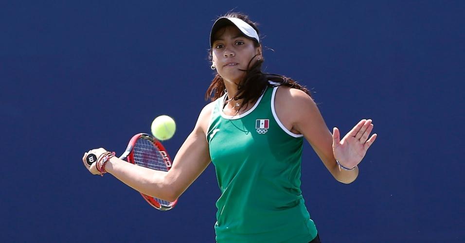 Victoria Rodriguez venceu a final de simples do tênis contra Monica Puig, de Porto Rico