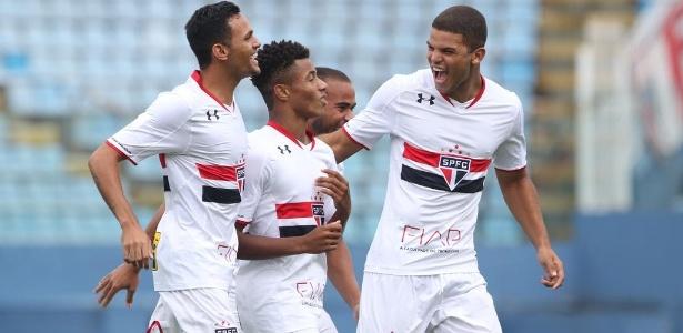 Partida entre São Paulo e Juventude terminou 1 a 0 para o time paulista, gol surgido de um pênalti supostamente irregular