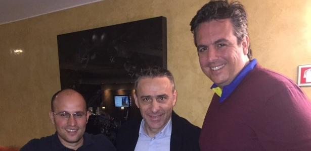 Treinador português acertou com o Cruzeiro até dezembro de 2017