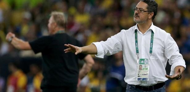Micale foi o treinador campeão dos Jogos Olímpicos do Rio de Janeiro - REUTERS/Bruno Kelly
