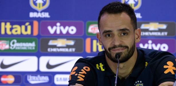 Renato Augusto foi eleito capitão para a partida entre Brasil x Bolívia