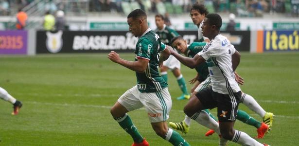 Gabriel Jesus defenderá o Palmeiras no duelo decisivo contra o Grêmio