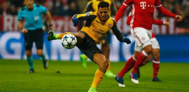 Alexis Sánchez não permanecerá no Arsenal na próxima temporada