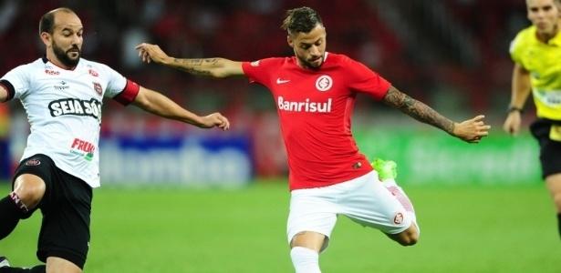 Nico López deve ganhar mais oportunidades a partir de crescimento no Inter