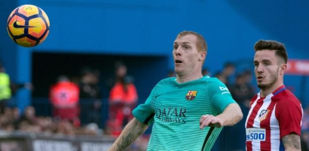 Mathieu deverá deixar o Barcelona em breve