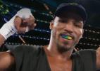 Ouro nas Olimpíadas, R. Conceição nocauteia e vence 3ª no boxe profissional - Reprodução/SporTV