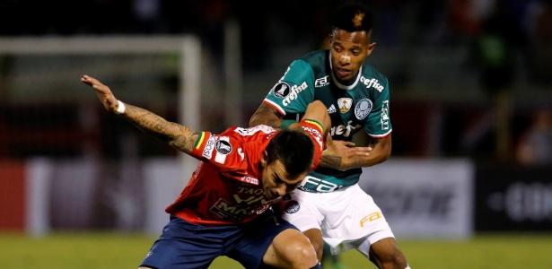 Tchê Tchê, do Palmeiras, diz que não estava à vontade com Baptista