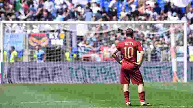 Totti - Xinhua/Alberto Lingria
