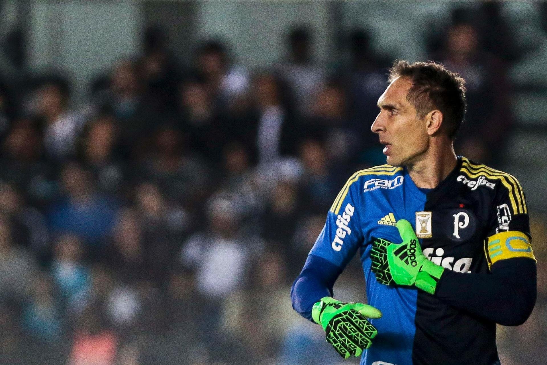 f222e5e9f0 Palmeiras acerta renovação e fecha por um ano com Fernando Prass - Esporte  - BOL