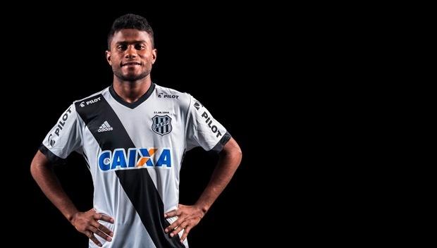 Francinilson Santos Meirelles - Maranhão, atacante da Ponte Preta