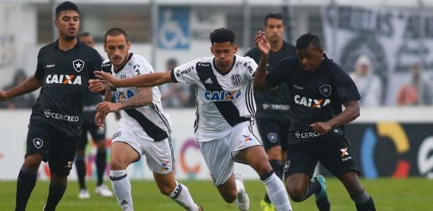 Para Marcos Vinicius, a insistência do Bota é responsável pelos bons resultados - Marcos Bezerra/Futura Press/Estadão Conteúdo