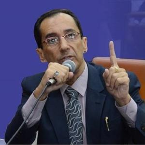 Jornalista Jorge Kajuru foi eleito senador por GO com 28% dos votos