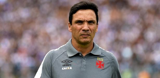 Hoje no Vasco, Zé Ricardo trabalhou com Guerrero no Flamengo