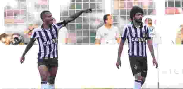 Otero chegou ao Atlético-MG em 2016 e vai render uma boa grande para o clube - Pedro Vale/AGIF