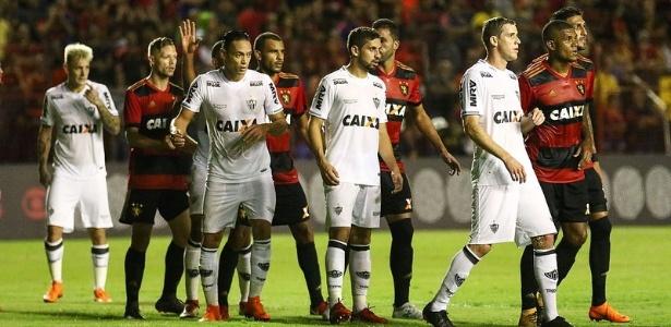 Atlético-MG sofreu dez gols em cinco partidas como visitante neste Brasileirão - Bruno Cantini/Clube Atlético Mineiro
