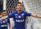 """Thiago Neves diz que festa do Cruzeiro teve """"cachaçada danada"""" - Vinnicius Silva/Cruzeiro"""