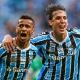 """""""Estava me cobrando um gol assim"""", diz Cícero após vitória do Grêmio"""