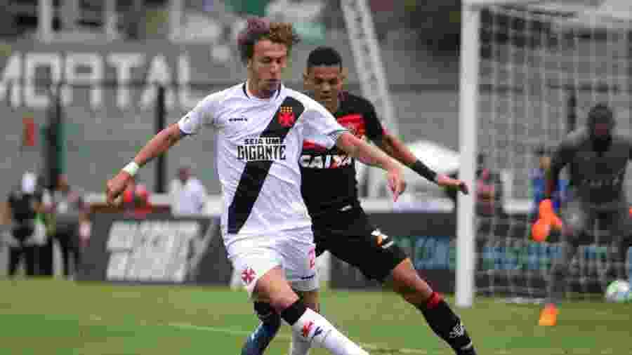 Lateral direito será emprestado pelo Vasco ao Grêmio até dezembro - Paulo Fernandes/Vasco.com.br