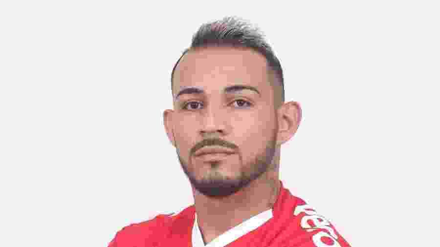 Natanael vai emprestado ao Atlético-GO após não ter espaço no Internacional - Ricardo Duarte/SC Internacional