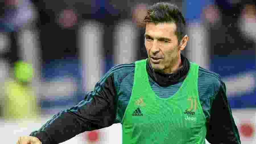 Gianluigi Buffon, da Juventus - Miguel MEDINA / AFP