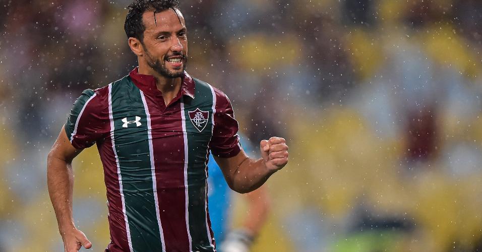 Nenê faz o segundo do Fluminense contra o Botafogo-PB