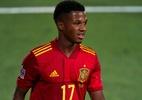 Ansu Fati caiu do céu e é de quem Messi precisa, dizem jornais espanhóis - Manuel Queimadelos/Quality Sport Images/Getty Images
