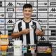 'Feliz e motivado', atacante Ronald é apresentado como reforço do Botafogo