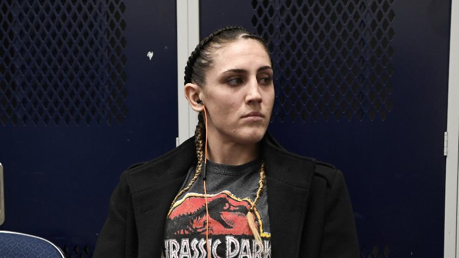 Megan Anderson é a rival de Amanda Nunes no UFC 259 - Mike Roach/Zuffa LLC via Getty Images