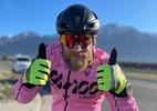 Todo dia, 226 km: a rotina sobre-humana do cara mais resistente do mundo - Reprodução/Instagram