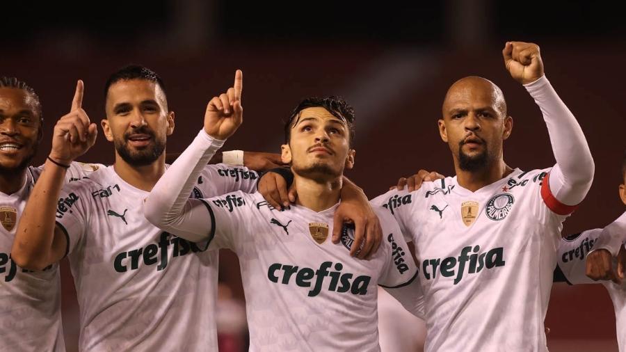 Palmeiras está garantido nas oitavas de final da Libertadores - Cesar Greco