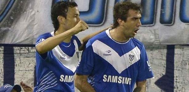 Cabral e Pratto são amigos desde 2012, quando atuaram juntos no Vélez Sarsfield