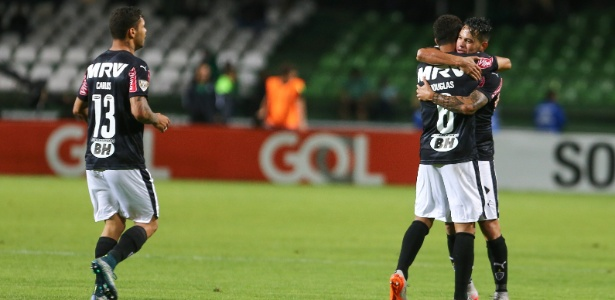 Pelo segundo ano seguido o Atlético-MG vai jogar contra o Coritiba com uma camisa alternativa