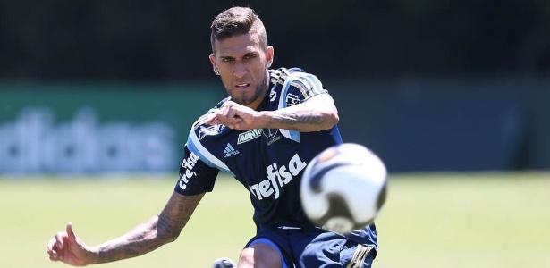 Rafael Marques deve entrar em campo como titular neste sábado - Cesar Greco/Ag Palmeiras