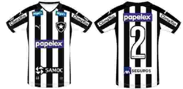 Botafogo fecha quatro patrocínios pontuais para final do Carioca ... be205b95668e0