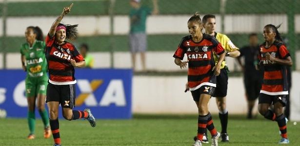Flamengo venceu o Rio Preto por 2 a 1 nesta sexta para ficar com o título inédito - RICARDO STUCKERT/CBF