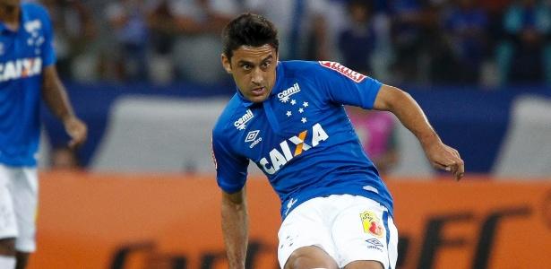 Robinho, meio-campista do Cruzeiro - Washington Alves/Light Press/Cruzeiro