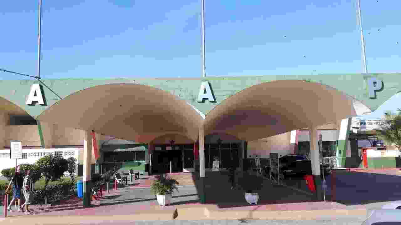 Arena Botafogo foi criada para suprir ausências de Engenhão e Maracanã no Brasileiro - Bernardo Gentile/UOL