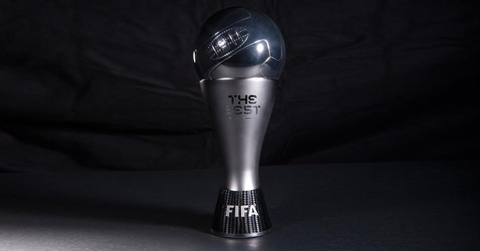 Fifa apresenta novo troféu para o melhor do mundo