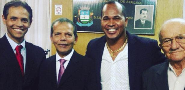 Aloísio Chulapa é o novo secretário de esportes de Atalaia (AL)