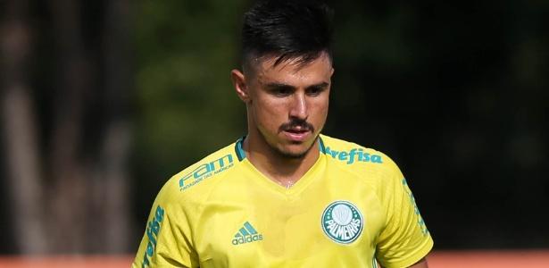 Willian já treina, mas ainda não foi apresentado como reforço do Palmeiras