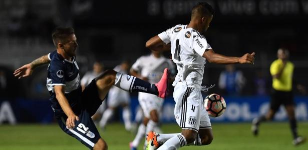 Jogo de ida contra o Gimnasia, em Campinas, terminou empatado sem gols