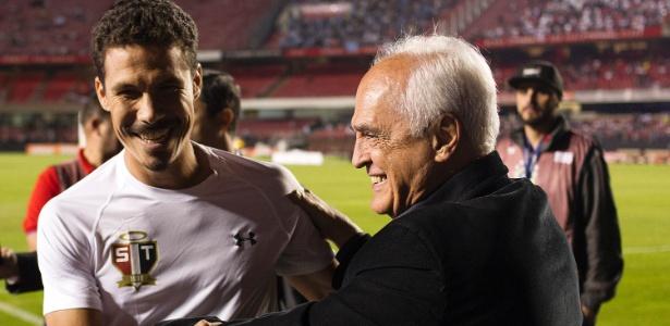 Hernanes vai fazer a sua estreia pelo São Paulo neste sábado