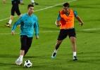 """CR7 diz que Real não está a passeio no Mundial: """"muito importante para nós"""" - Giuseppe Cacace/AFP"""