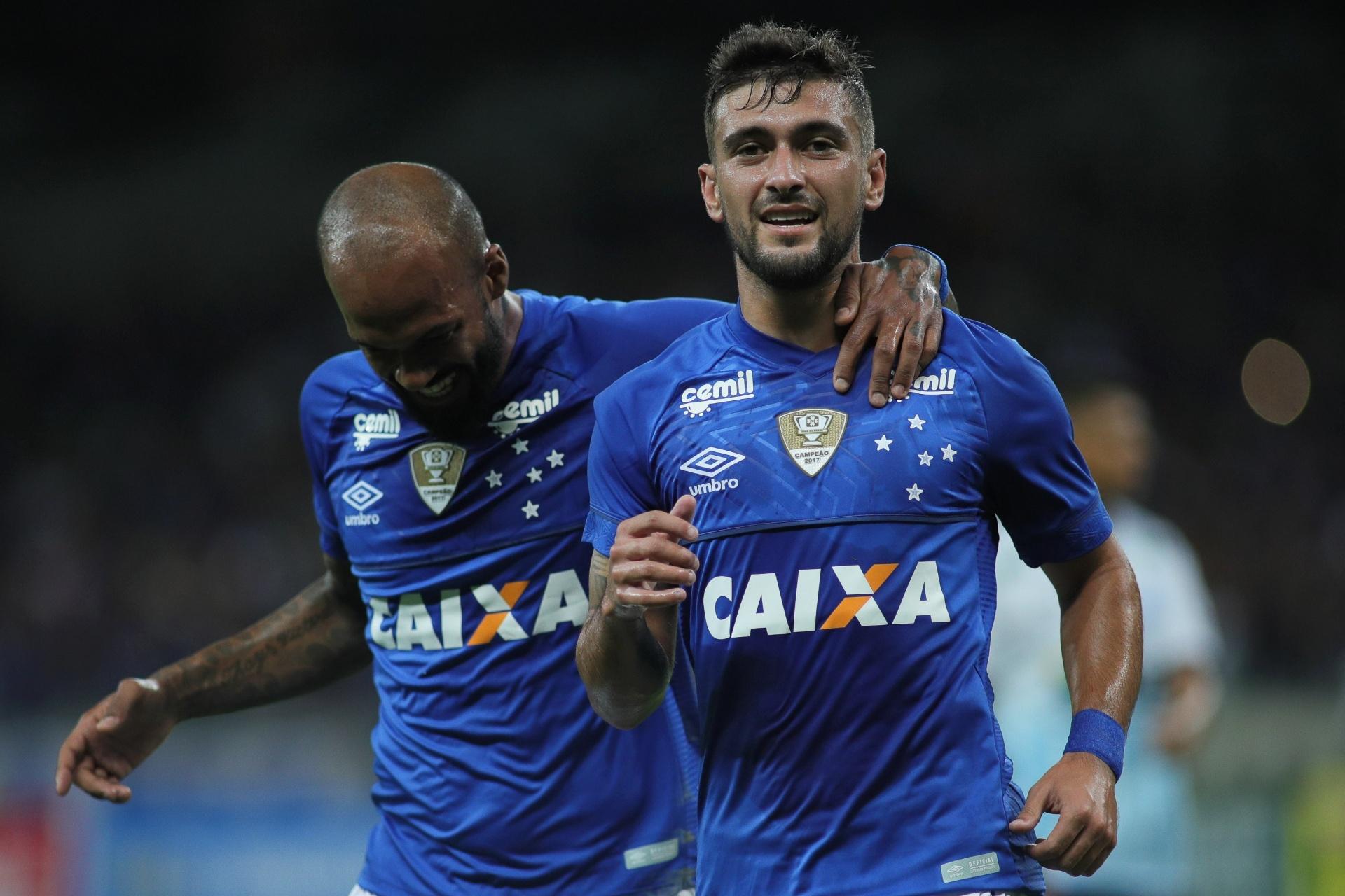 Arrascaeta evolui após renovar com Cruzeiro e assédio do exterior aumenta -  Esporte - BOL faa80ac7900a8