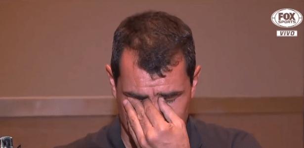 Carille chora ao comentar despedida no Corinthians: