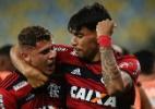 Flamengo reage com Matheus Sávio, bate o Botafogo e garante liderança - Luciano Belford/AGIF