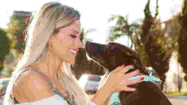 Vanessa é apaixonada por animais e tem uma ONG para cuidar deles - Reprodução Instagram - Reprodução Instagram