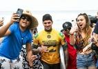 Medina é premiado por regularidade e mais uma vez faz história no surfe - Divulgação/WSL