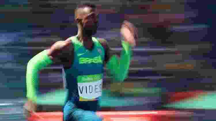 Jorge Henrique Vides correndo na Rio-2016 - REUTERS/Dominic Ebenbichler  - REUTERS/Dominic Ebenbichler